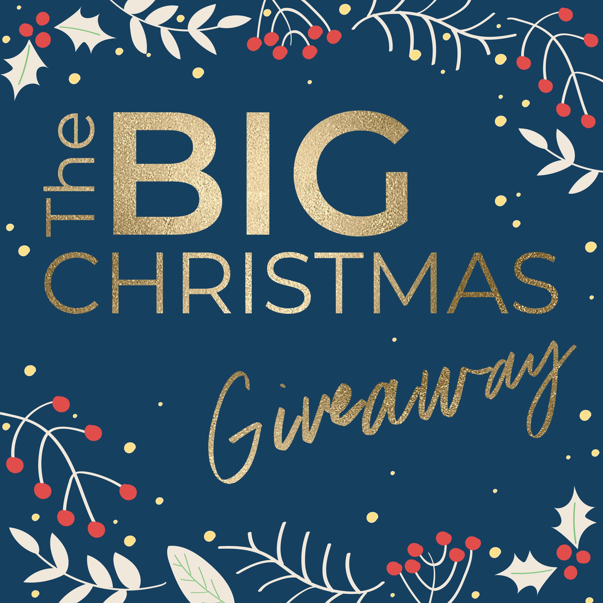 The Big Christmas Giveaway