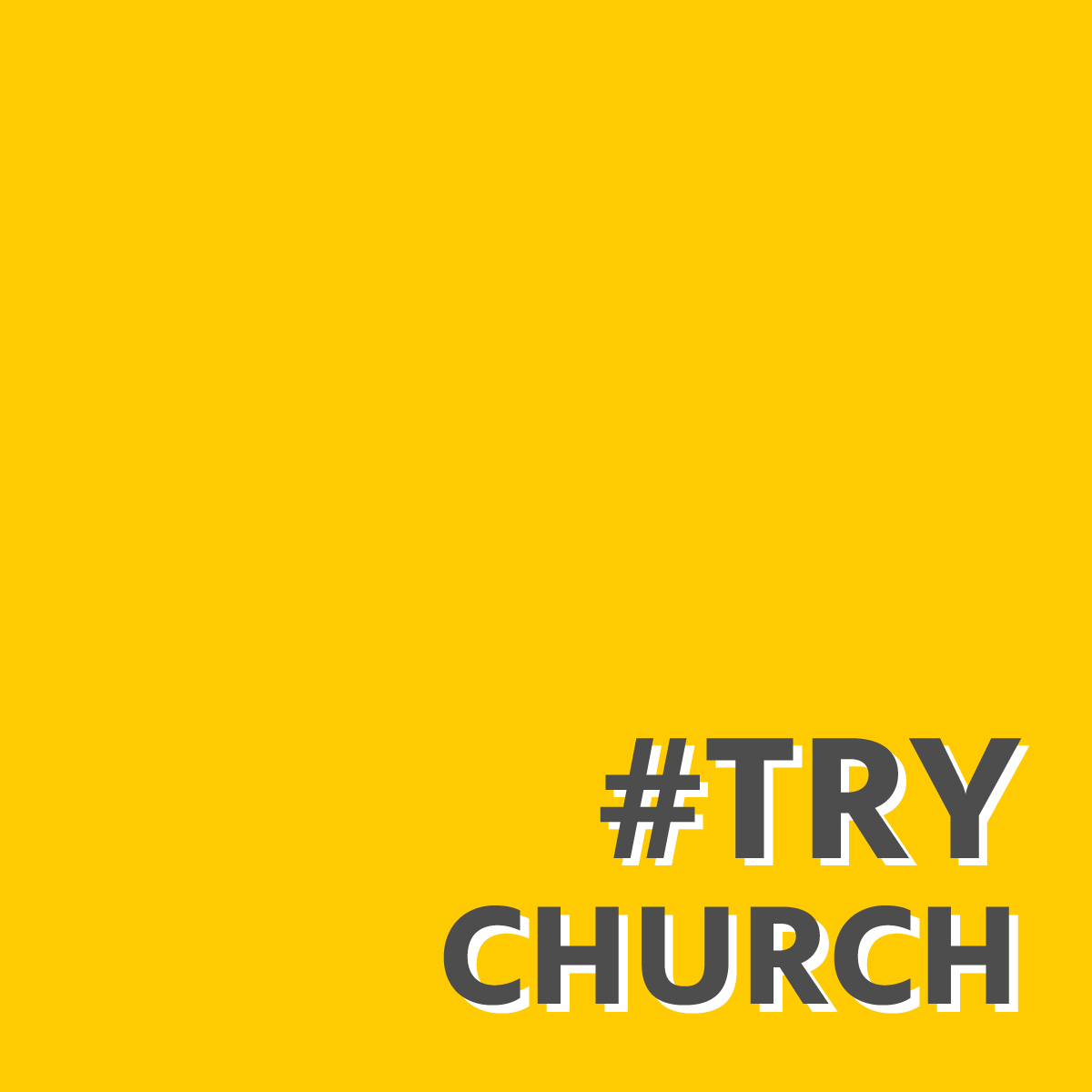 Easter Message // Try Church // Josh Turner