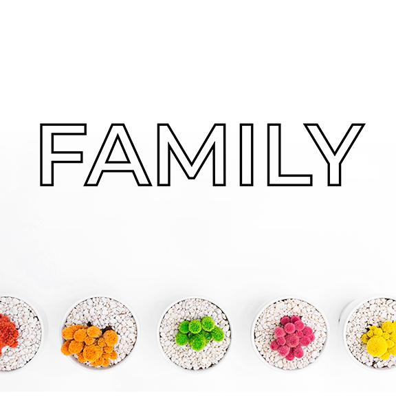 Family // Rachel Couper