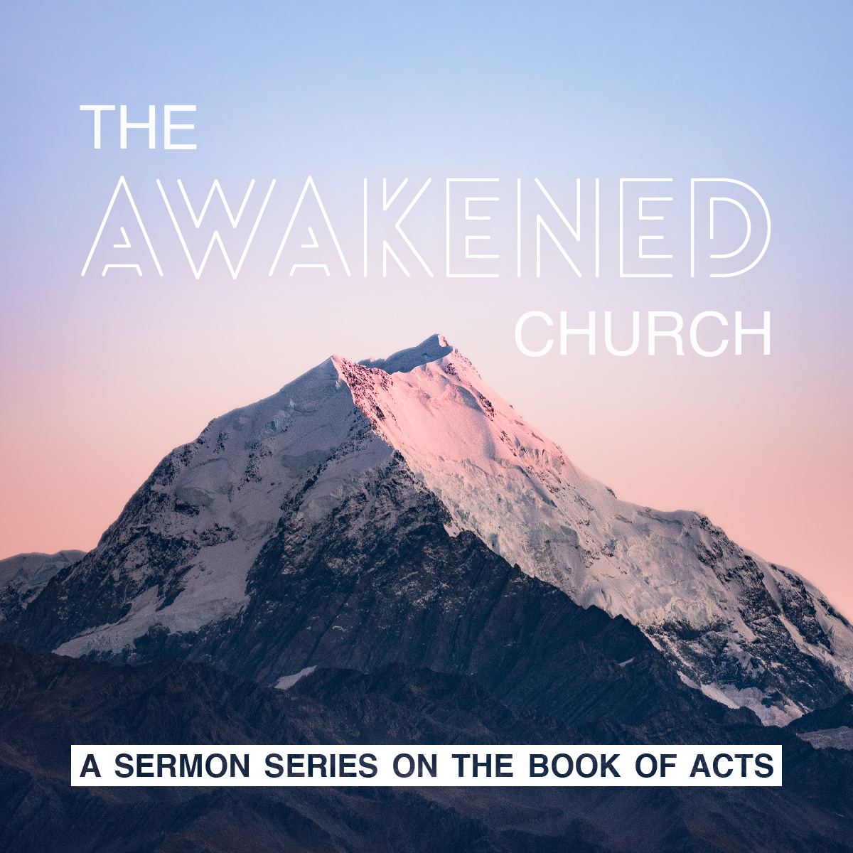 The Awakened Church // Part 3 – An Inclusive Church // John Clarke