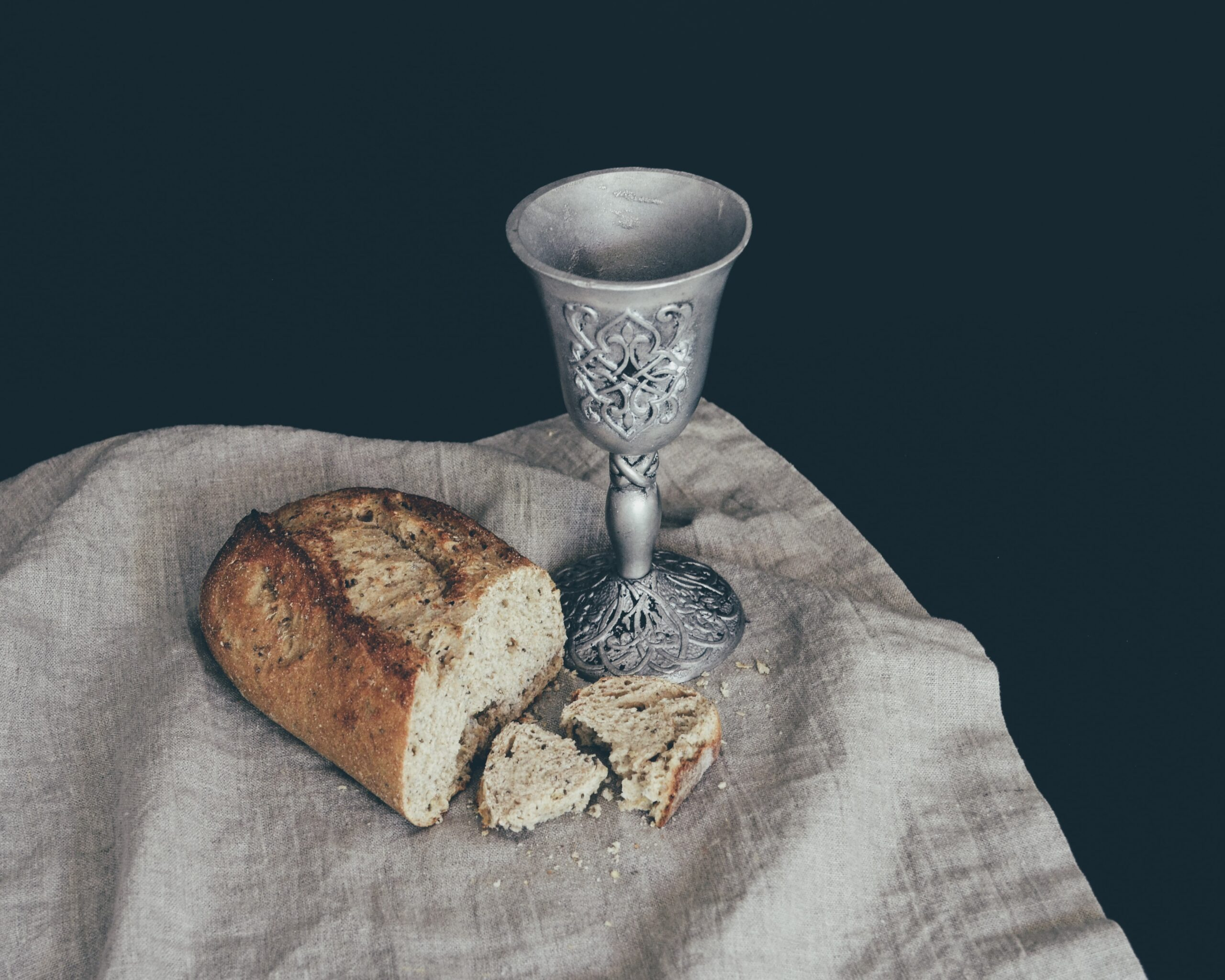 Good Friday Communion // Rachel Couper