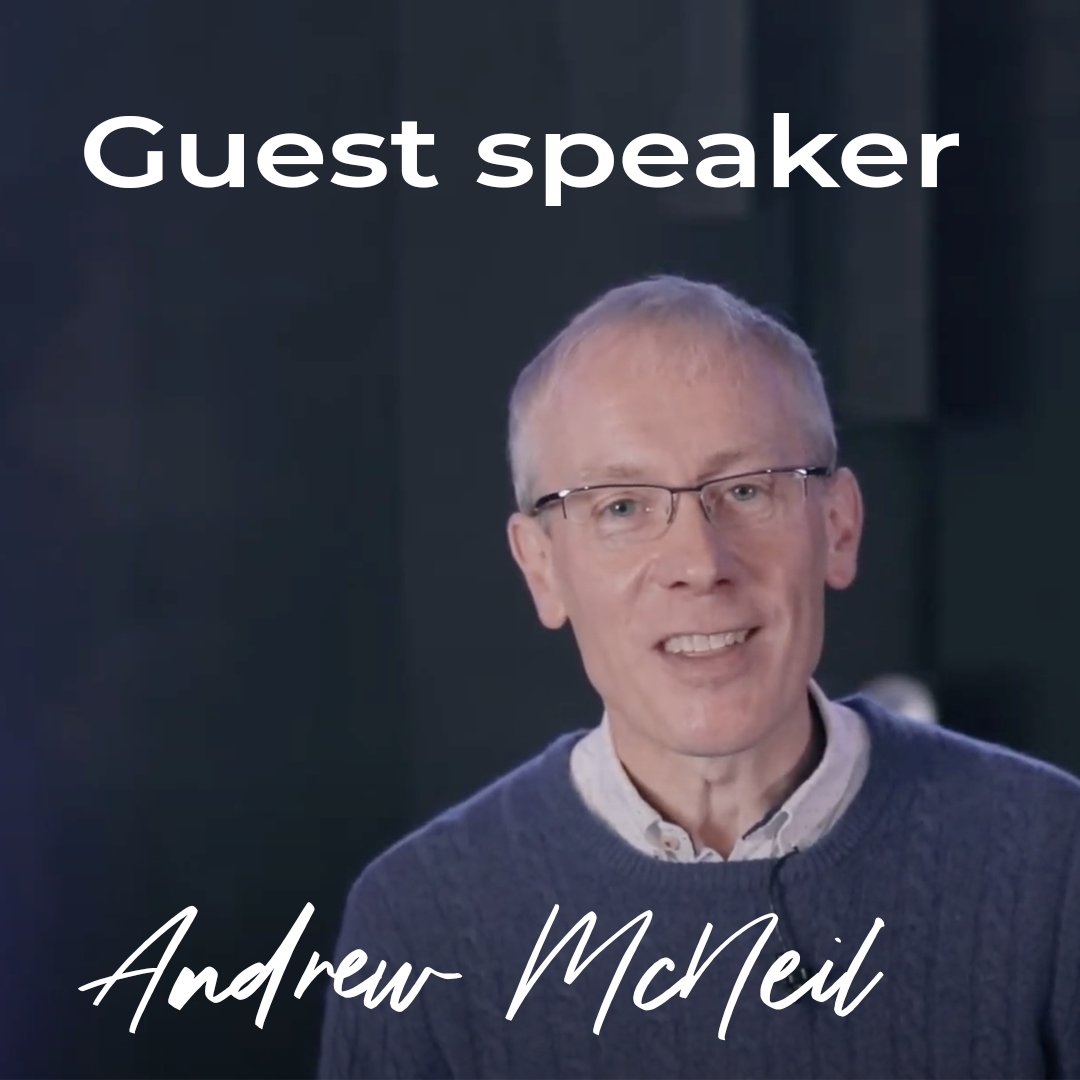Guest Speaker Andrew McNeil // God's Promise in the Midst of Pain
